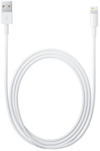 Apple Lightning to USB 1 м (белый) [MD818ZM/A]