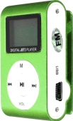 MP3-плеер Perfeo VI-M001 Display  (Green)