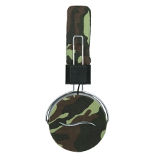 Наушники Hi-Fun hi-Deejay Army (Green)