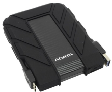 Внешний жёсткий диск A-Data DashDrive Durable HD710 2TB (Black) (AHD710-2TU3-CBK)