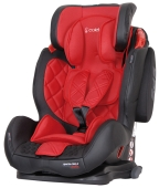 Coletto Sportivo Only Isofix (красный)