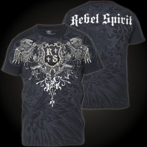 Майка Rebel Spirit SSK111139 2XL (Black)
