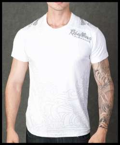 Майка Rebel Spirit SSK111190 XL (White)
