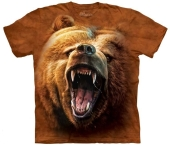 Майка The Mountain Grizzly Growl L