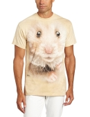 Майка The Mountain Hamster Face 4XL