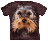 Майка The Mountain Yorkshire Terrier Face XL