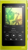 MP3-плеер Sony NW-A37HN (Yellow)