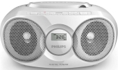 Магнитола Philips AZ 318 (White)