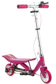 Самокат Space Scooter Junior X360 (Pink)