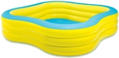 Бассейн INTEX Swim Center 229х56 (желтый) [57495]
