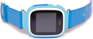 Умные часы Smart Baby Watch Q80 (Light Blue)