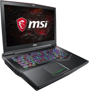 Ноутбук MSI GT75VR 7RE-054RU Titan SLI