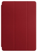 Чехол для планшета Apple Leather Smart Cover for 10.5 iPad Pro (Red)