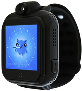 Умные часы Smart Baby Watch G10 (Black)