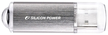 USB Flash Silicon Power Ultima II I-Series 16Gb (Silver) (SP016GBUF2M01V1S)