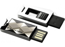 USB Flash Silicon Power Touch 850 16Gb