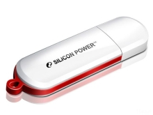USB Flash Silicon Power LuxMini 320 8Gb (SP008GBUF2320V1W)