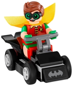 Конструктор Lego Batman Movie 70916 Бэтмолет