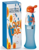 Туалетная вода Moschino Cheap and Chic I Love Love EdT (50 мл)