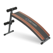Oxygen Fitness Arc Sit Up Board