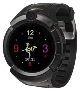 Умные часы Wokka Watch Q360 (Black)