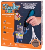 3D ручка 3Doodler 3Doodler Wobble Works Start