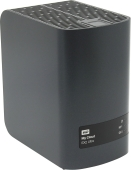 Сетевой накопитель Western Digital My Cloud EX2 Ultra 2x6Tb