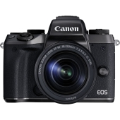 Цифровая фотокамера Canon EOS M5 Kit EF-M 18-150mm f/3.5-6.3 IS STM (Black)
