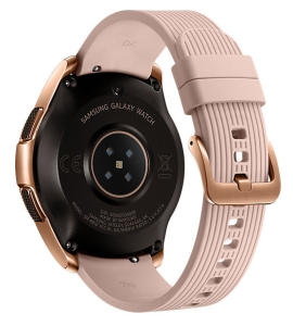 Умные часы Samsung Galaxy Watch 42 mm (Gold)