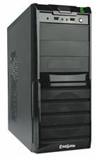 Корпус Exegate XP-329 400W Black