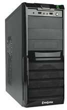 Корпус Exegate XP-329 450W Black