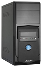 Корпус Exegate XP-328 400W Black