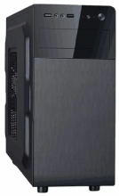 Корпус Exegate XP-326 400W Black