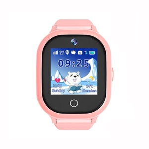 Умные часы Smart Baby Watch Watch W9 Plus (Pink)