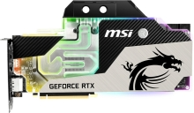 Видеокарта MSI GeForce RTX 2080 Ti SEA HAWK X