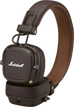 Наушники Marshall Major III Bluetooth (Brown)