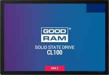 SSD GoodRAM CL100 Gen. 2 240GB SSDPR-CL100-240-G2