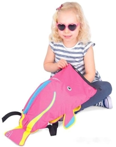 Рюкзак Trunki Coral the Tropical Fish - Medium PaddlePak