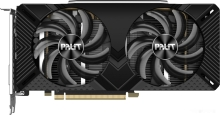 Видеокарта PALIT GeForce RTX 2060 Super Dual 8GB GDDR6 NE6206S018P2-1160A