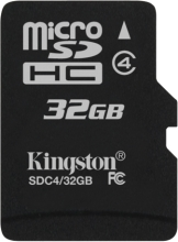 Карта памяти Kingston  SDC4/32GBSP (SDC4/32GBSP)