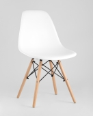 Стул Stool Group Eames Style DSW (White)