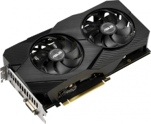 Видеокарта Asus GeForce GTX 1660 SUPER DUAL OC EVO