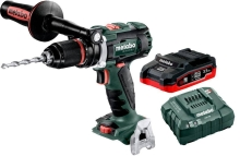 Винтовёрт  Metabo BS 18 LTX BL I