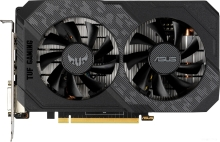 Видеокарта Asus TUF GeForce GTX 1650 Gaming OC 4GB GDDR6