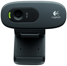 Веб-камера Logitech HD Webcam C270 (Black) (960-000636)