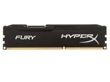 Модуль памяти Kingston HyperX Fury Black 8GB DDR3 PC3-12800 (HX316C10FB/8)