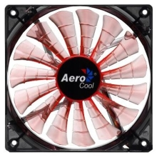 Кулер Aerocool Shark Fan Evil Black Edition 12cm