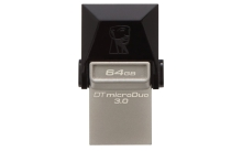 USB Flash Kingston DataTraveler microDuo 3.0 64GB (DTDUO3/64GB)
