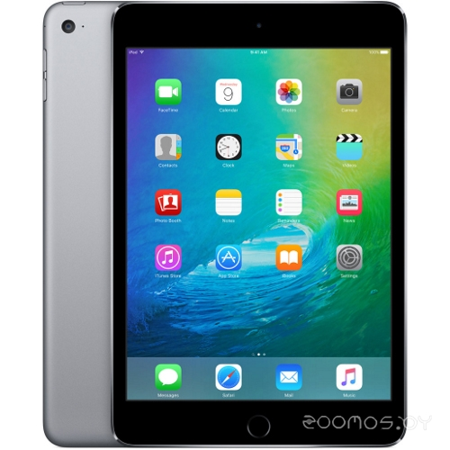 Планшет Apple iPad mini 4 64GB LTE (Space Gray) (MK722)
