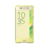 Чехол Sony Touch Cover SCR50 для Xperia X (Lime Gold)